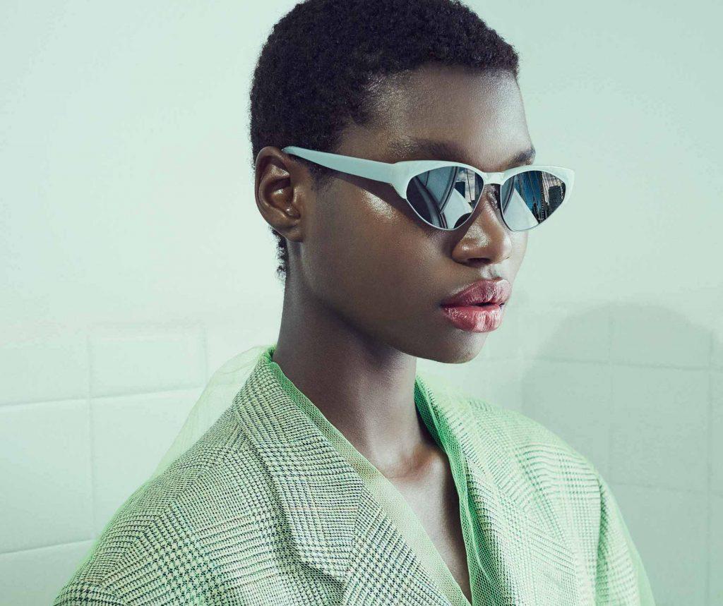 Andy Wolf Eyewear Volta sunglasses model