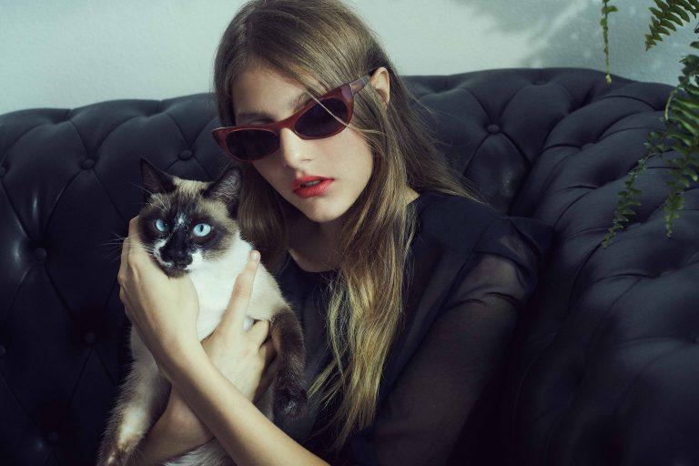 Andy Wolf Eyewear Ezra sunglasses model