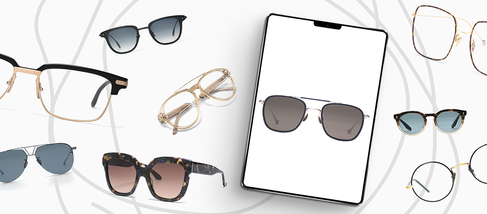 Try On Glasses Online Virtually