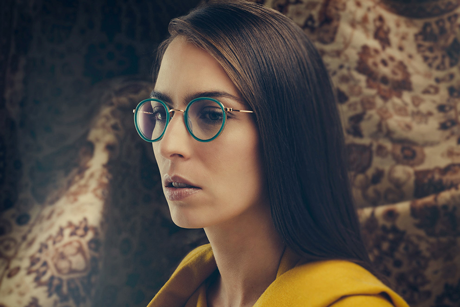 Eyeglasses by French optical company Gouverneur Audigier from article The Best French Eyewear Brands published by FAVR the premium eyewear finder.
