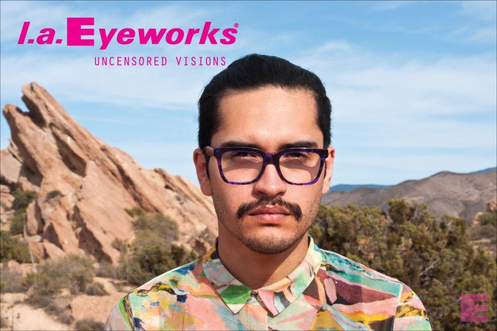 Occhiali da vista dell'azienda statunitense L.A. Eyeworks dall'articolo Le Migliori Marche Americane di Occhiali pubblicato da FAVR, il motore di ricerca premium per occhiali.