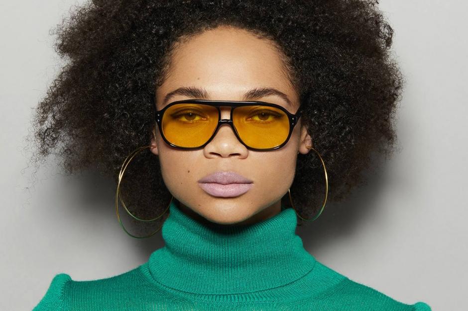 Occhiali da sole dell'azienda statunitense SALT. dall'articolo Le Migliori Marche Americane di Occhiali pubblicato da FAVR, il motore di ricerca premium per occhiali.