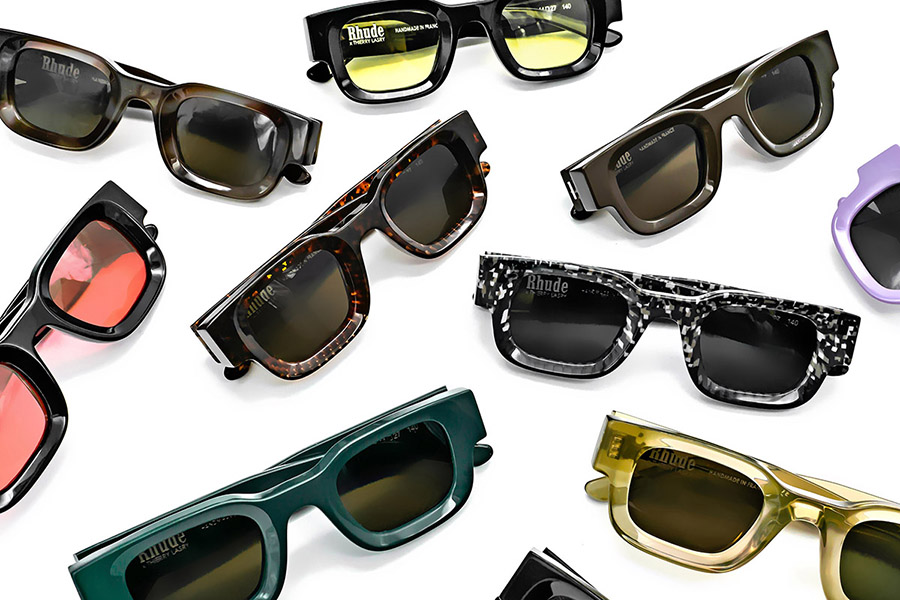 Eyeglasses by French optical company Thierry Lasry from article The Best French Eyewear Brands published by FAVR the premium eyewear finder.