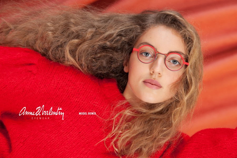 Eyeglasses by French optical company Anne et Valentin from article The Best French Eyewear Brands published by FAVR the premium eyewear finder.